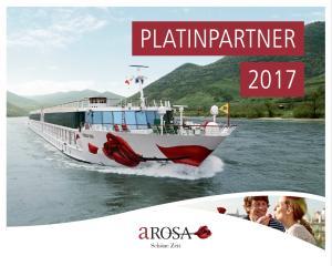 AROSA Flusskreuzfahrten Platin Partner