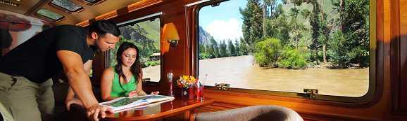 Bahn-Erlebnisreisen weltweit - INCA TRAIL