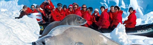 Expeditionen Antarktis Arktis mit Hapag Lloyd Kreuzfahrten