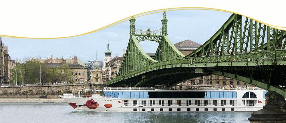 A-ROSA Mia in Budapest