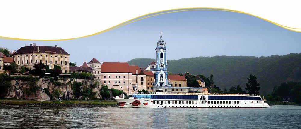 Dürnstein, Donau erleben mit A-ROSA