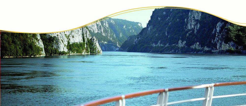 Katarakte, Donau erleben mit A-ROSA