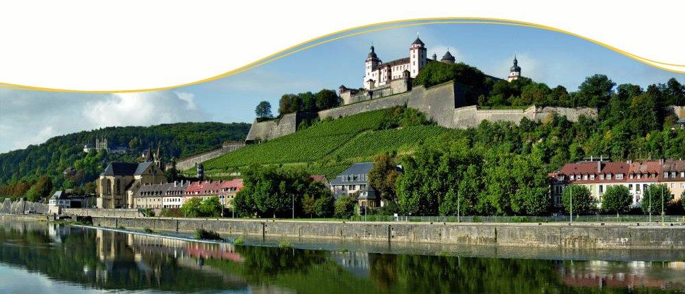 Veitshöchheim bei Würzburg