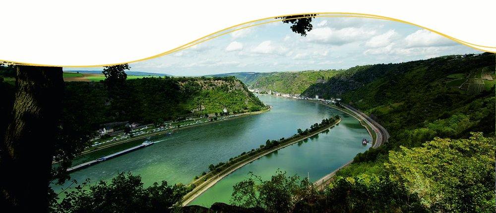 Loreley, Rhein erleben mit Nicko Tours