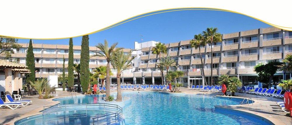 SunConnect Hotel Rosa del Mar, Mallorca