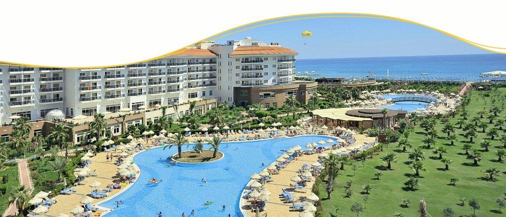 SunConnect Hotel Seaworld, Türkei