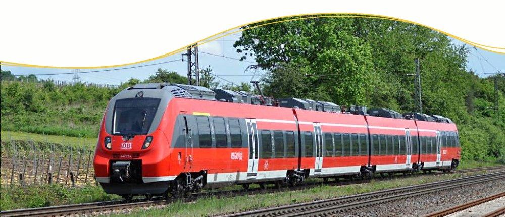Deutsche Bahn DB-Onlineticket ausdrucken