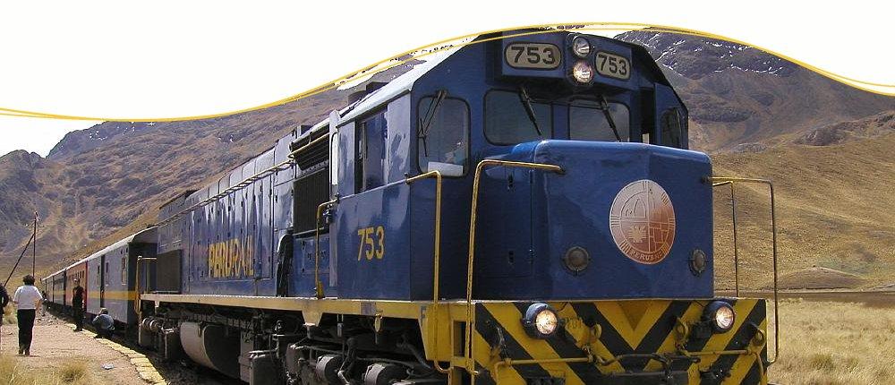 Andenbahn, Peru