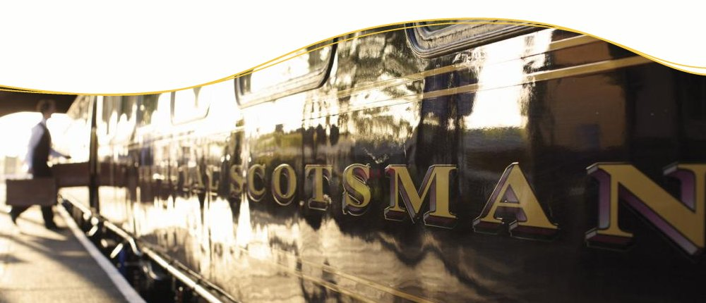 Bahn-Erlebnisreisen mit dem Royal Scotsman