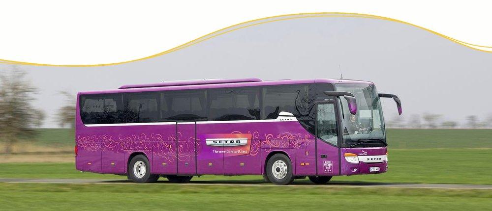 Busreisen vieler Busreisefirmen mit Preisvergleich