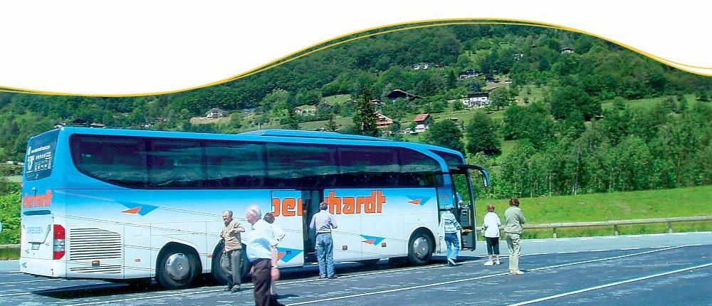 Tipp: komfortable Busreisen mit Eberhardt Travel