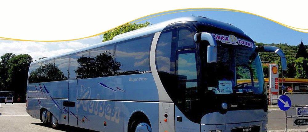 Tipp: vielfältige Busreisen mit Onka Tours