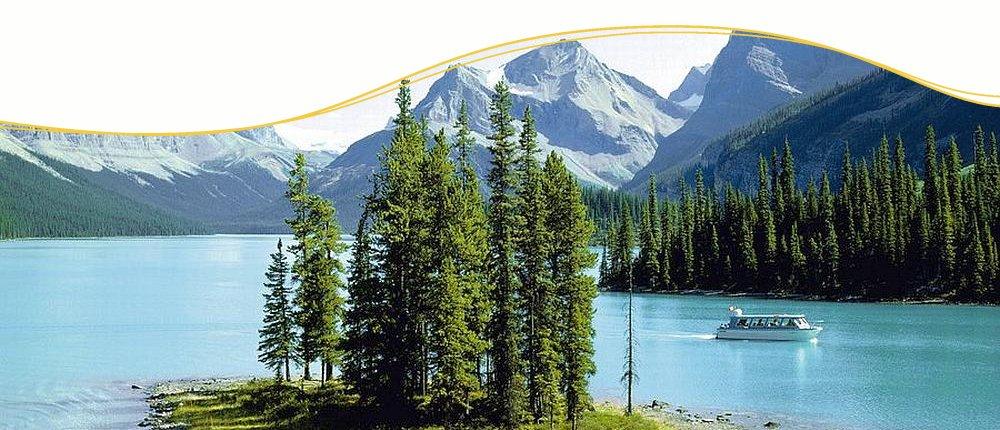 Wanderparadies Jasper Nationalpark, Kanada