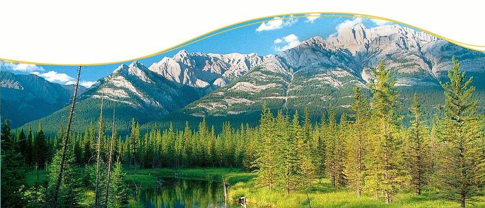 Wanderurlaub in Kanada mit Wikinger Wanderreisen