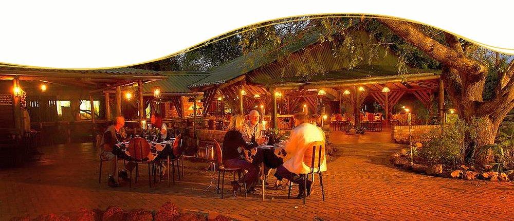 Lalpanzi Lodge für Chamäleon Kleingruppen , Südafrika