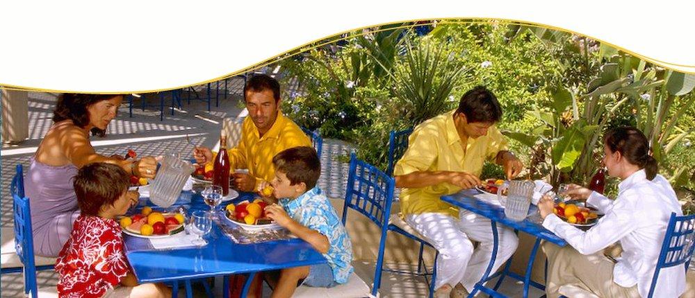 Familienfreundlicher Urlaub im ROBINSON CLUB
