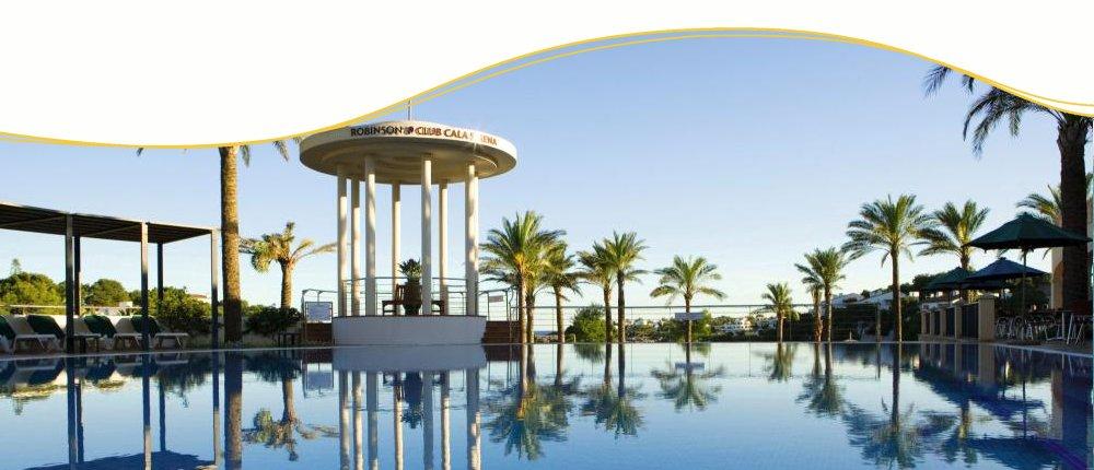 ROBINSON CLUB Cala Serena auf Mallorca, Spanien
