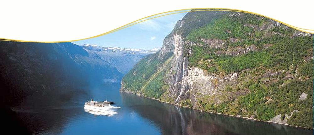 Costa Deliziosa in Norwegen
