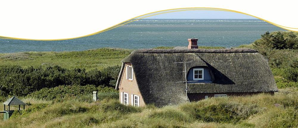 Ferienhaus Urlaub an der Nordsee, Dänemark
