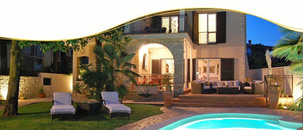 Urlaub im Ferienhaus in Kroatien