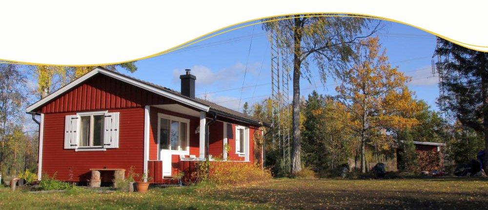 Urlaub im Ferienhaus in Schweden