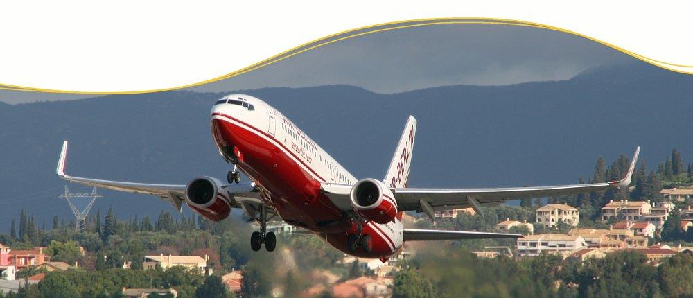 Air Berlin Flüge buchen zu günstigen tagesaktuellen Preisen
