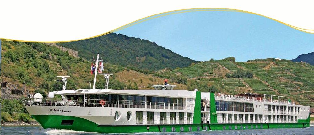 Donau erleben mit DCS Amethyst