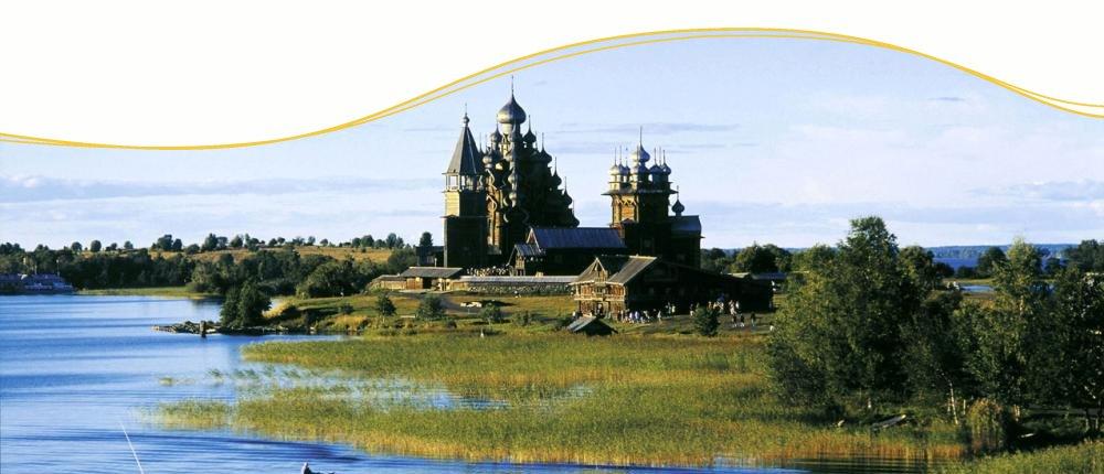 Holzkirchen entdecken auf Wolga Flusskreuzfahrten