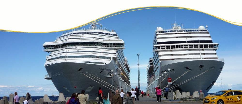 Städte entdecken auf Mittelmeer Kreuzfahrten