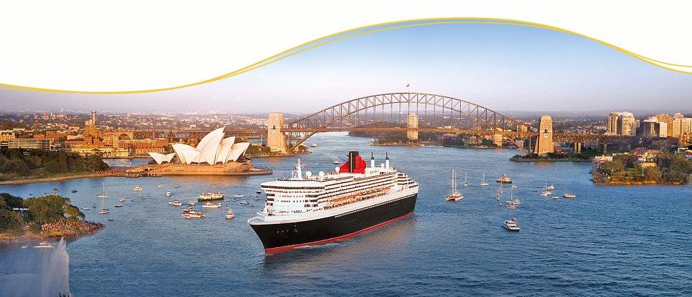 Cunard Line Weltreise mit Queen Mary 2