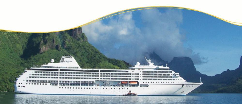 Südsee Luxuskreuzfahrten erleben mit Seven Seas Mariner