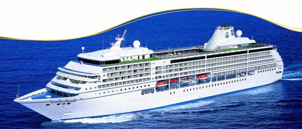 Regent Seven Seas Luxuskreuzfahrten erleben mit Seven Seas Mariner