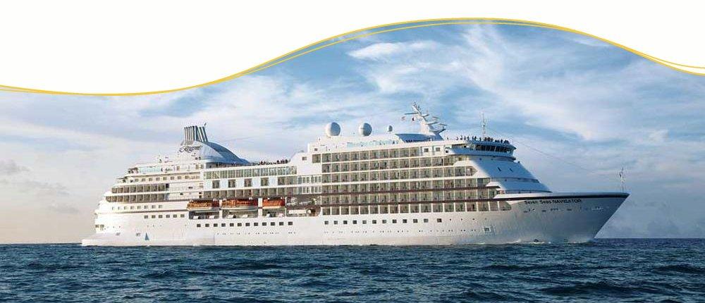 Regent Seven Seas Luxuskreuzfahrten erleben mit Seven Seas Navigator