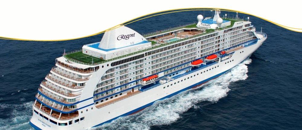 Regent Seven Seas Luxuskreuzfahrten erleben mit Seven Seas Voyager
