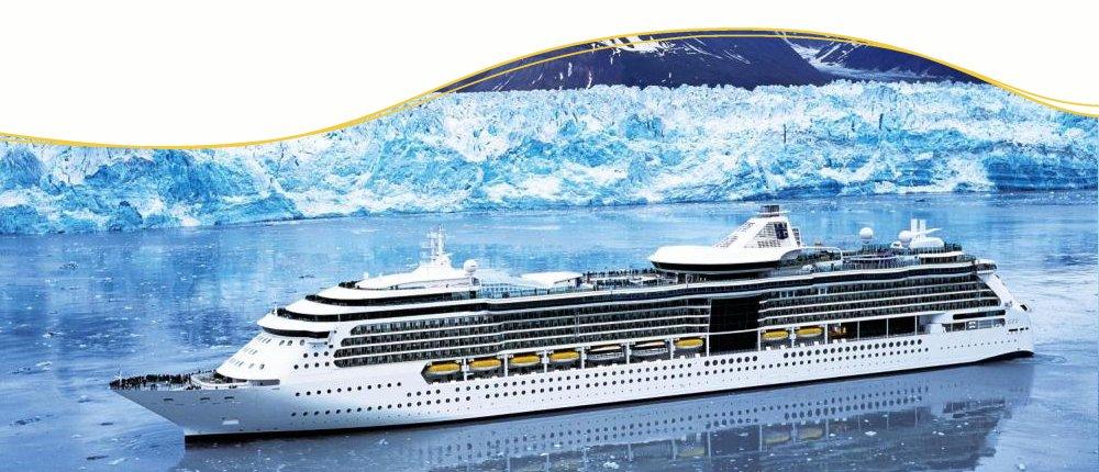 Alaska mit Royal Caribbean Kreuzfahrten erleben