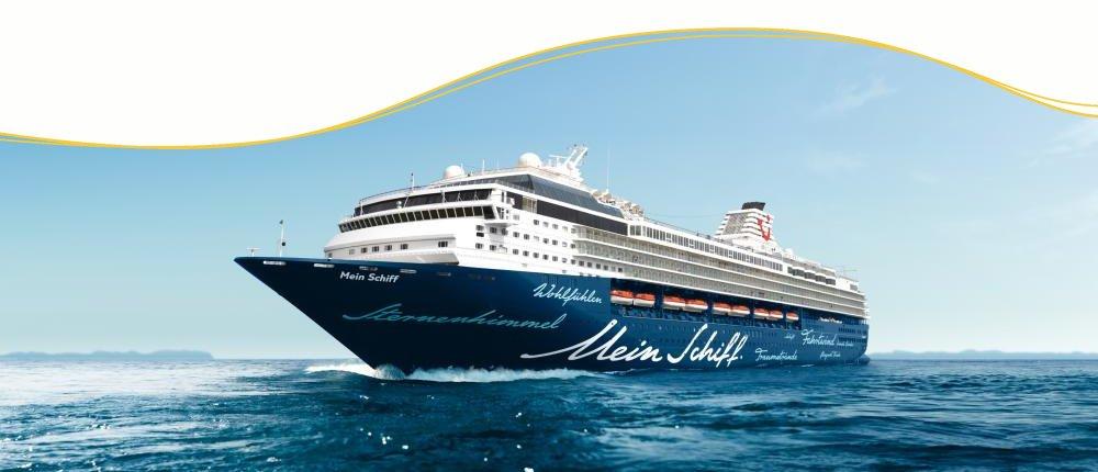 Mittelmeer Kreuzfahrten mit Mein Schiff 1