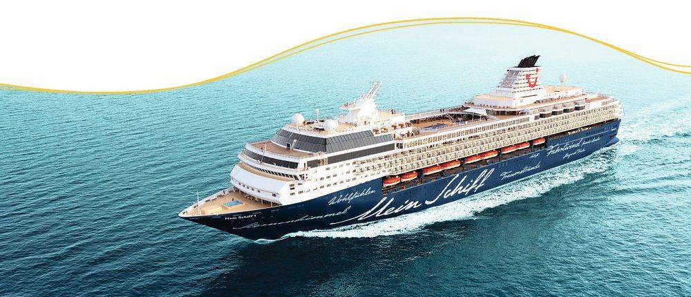 Nordeuropa mit Mein Schiff erleben
