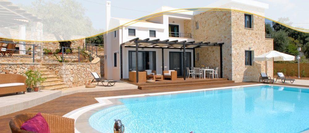 Luxusferienhaus mit Pool