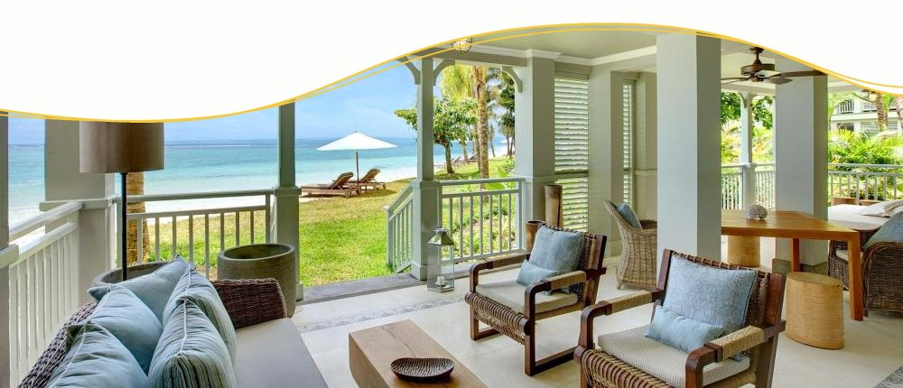 Suite am Meer im The St. Regis Resort, Mauritius