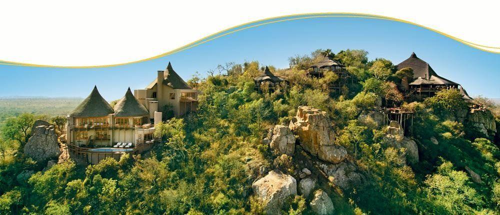 Ulusaba Lodge, Südafrika
