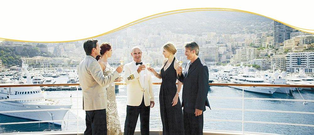 Luxuskreuzfahrten mit Silversea Cruises