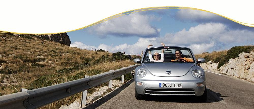 Mietwagen in Spanien mit Preisvergleich