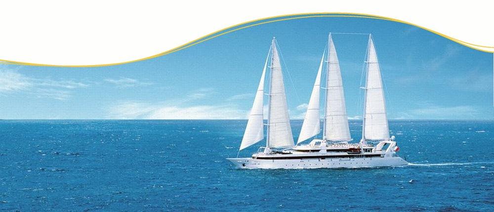 Transatlantik-Segelkreuzfahrten mit Le Ponant