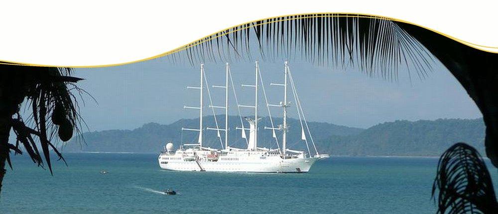 Mit Windstar Cruises die Karibikinseln genießen