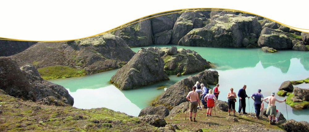 Island erleben auf Wanderreisen