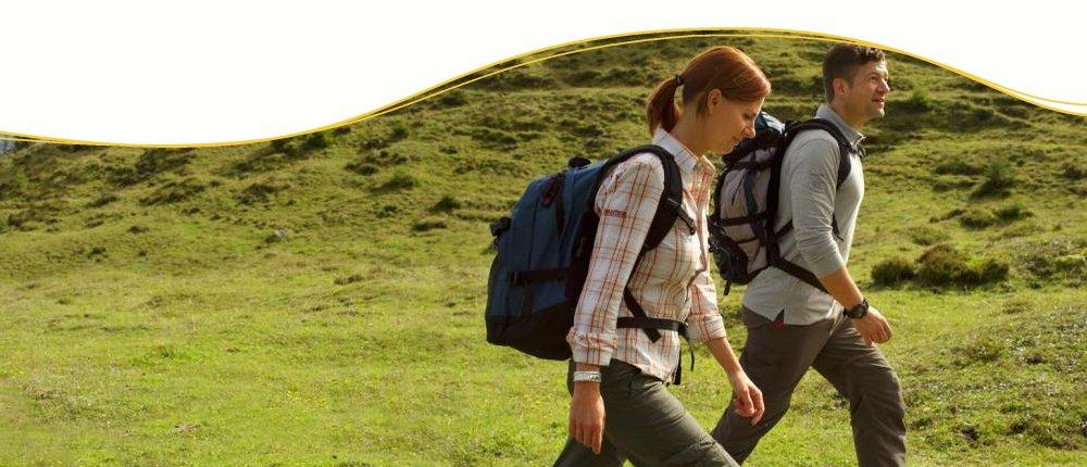 Wandern individuell mit Wikinger Wanderreisen