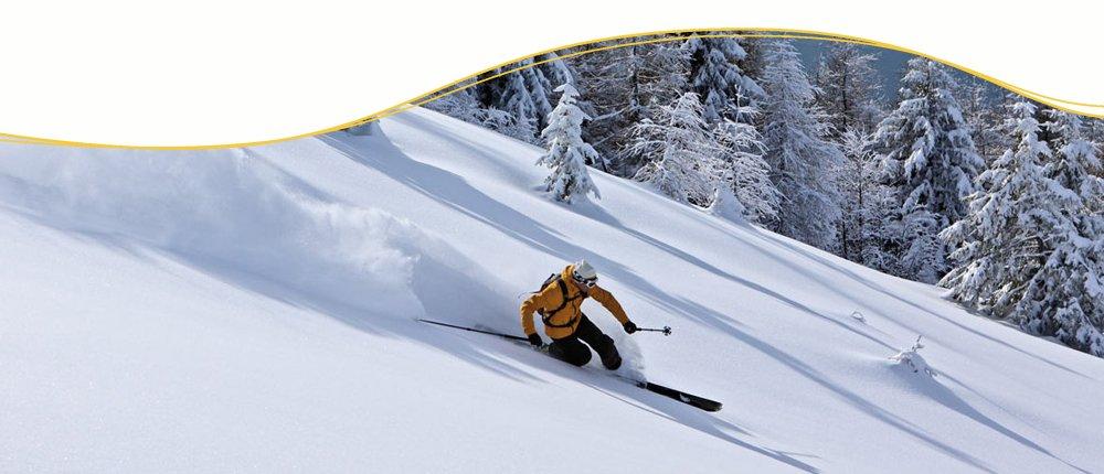 Ferienhäuser am Skilift