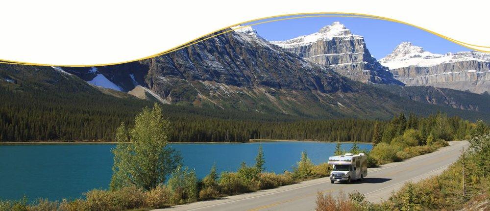 Kanada mit Wohnmobil und Camper erleben