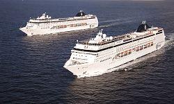 MSC Kreuzfahrtschiffe