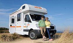 Suchen & Buchen von Campern und Wohnmobilen